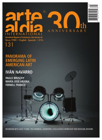 Arte al dia international 131 by manuel zapata issuu page 1 malvernweather Image collections