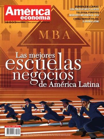 58203bf7f605 Nº 388 Edición Internacional by AméricaEconomía - issuu