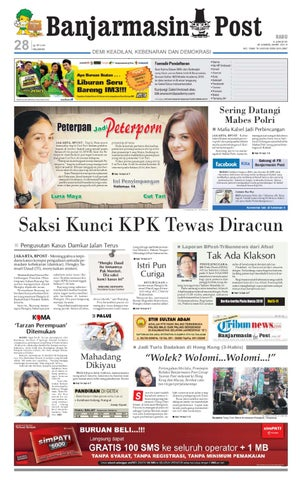 Banjarmasin Post Edisi 23 Juni 2010 by Banjarmasin Post - issuu b8659543b8e19