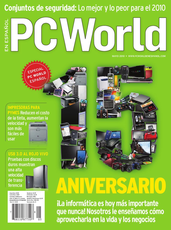 PC World en Espanol Issue 5-10 by IDG Latin America - issuu