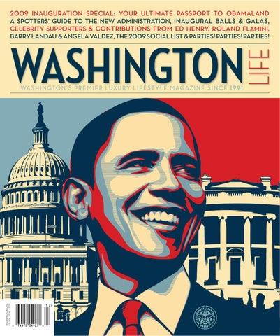 Washington Life Magazine Holiday 2008 By Washington Life Magazine