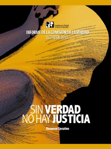 Informe final dela Comisión de la Verdad by EJE COMUNICACIONES - issuu d5dd0b1b8f7