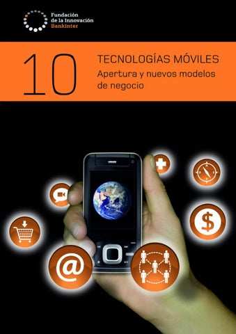 ad2acfa51c0 Tecnologías móviles: Apertura y nuevos modelos de negocio by Eduardo ...
