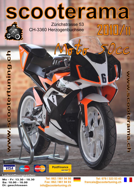 Z/ündschloss 00-01 DERBI Senda SM 50