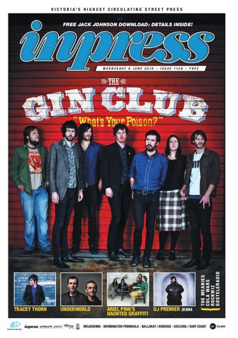 Inpress Issue #1126 by TheMusic com au - issuu