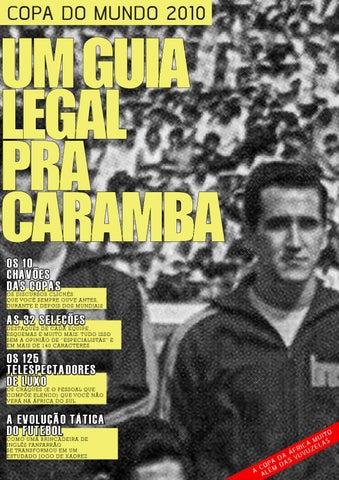 Um Guia Legal Pra Caramba by Lucas Prata - issuu 8a8e10dd55574