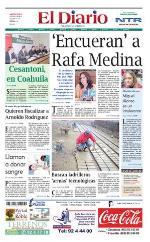 El Diario NTR by NTR Medios de Comunicación - issuu f5a5ec174fb6b