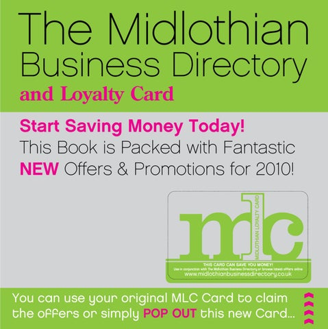 The Midlothian Business Directory by Liz Allan - issuu