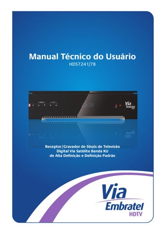 Manual hdtv via embratel by cleber rodrigues issuu manual tcnico do usurio hds724178 fandeluxe Images