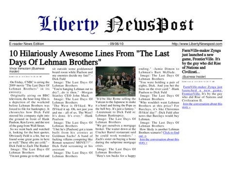 Liberty Newspost June-13-10 by Liberty Newspost - issuu