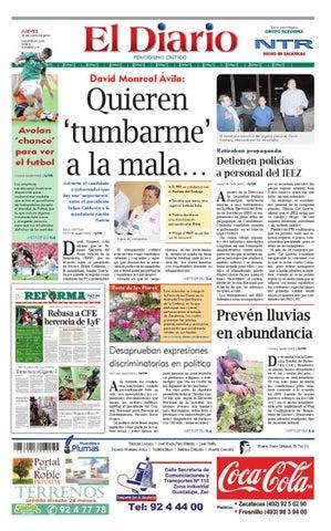 El Diario NTR by NTR Medios de Comunicación - issuu 9b87b5f5c3c46