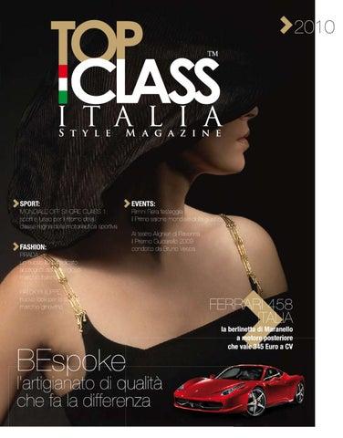 Top Class Italia Style Magazine (Ed. Winter 2010) by Enea Casadei ... f696018c2d0e