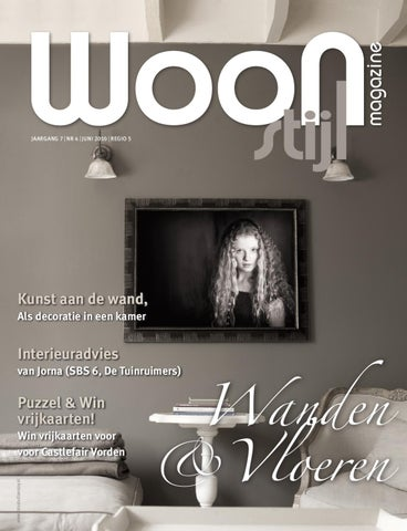 Woonstijl nr. 4 by Toon - issuu