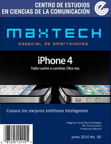 341e6a41539 MaxTech by PRODUCCIÓN EDITORIAL CECC - issuu