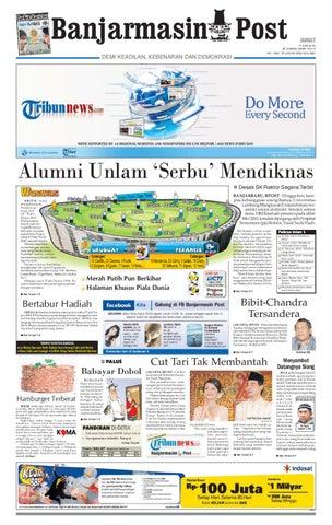 Banjarmasinpost - Edisi Jumat 11 Juni 2010 by Banjarmasin Post - issuu