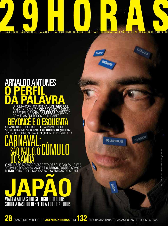 848f37ffefb revista 29HORAS - Ed.04 - fevereiro 2010 - Capa 1 by 29HORAS - issuu