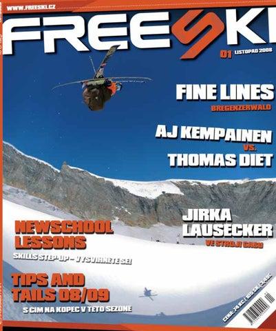 FREESKI 01 - October 2008 by SLIM media s.r.o. - issuu 25f2525d5d