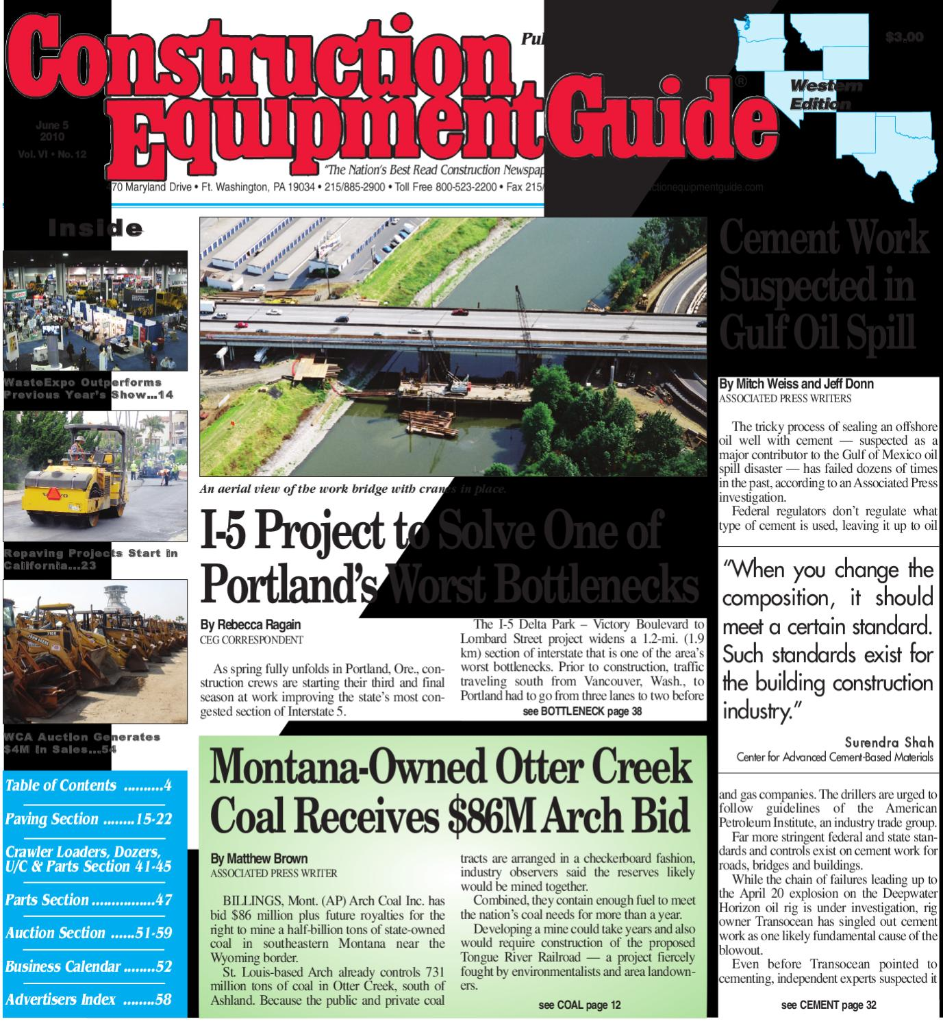 West_12_2010 by Construction Equipment Guide - issuu