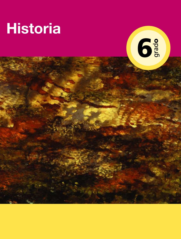 Historia 6to. Grado by Rarámuri - issuu