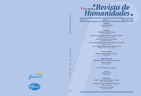Dendra Medica Ars Medica Vol 7 Num 2 By Jose Manuel Perez Rua
