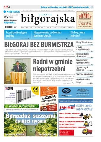 Gazeta Biłgorajska 21 021 By Damian Wolanin Issuu