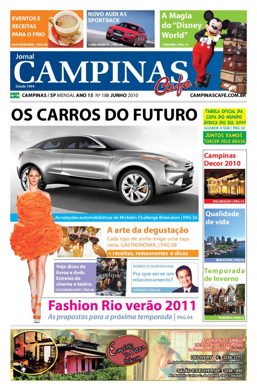 e2f5e90d9c6 Campinas Café edição 188 by Campinas Cafe - issuu