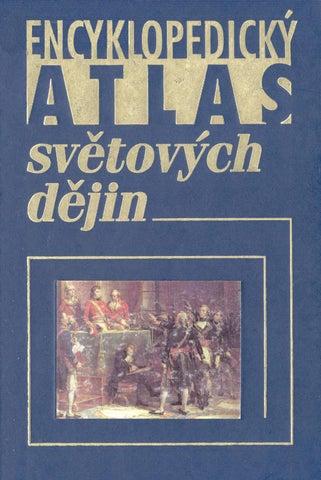 Encyklopedický atlas dějin I. by M V - issuu f677106ff2