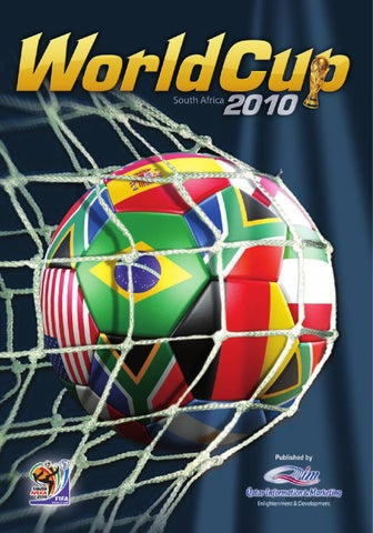 Soccer Worldcup 2010 South Africa by Ravi Nair - issuu 49a3a11eb92c4
