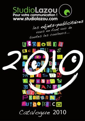 OBJETS PUB 2010 STUDIOLAZOU by studio lazou - issuu b3d824f0287