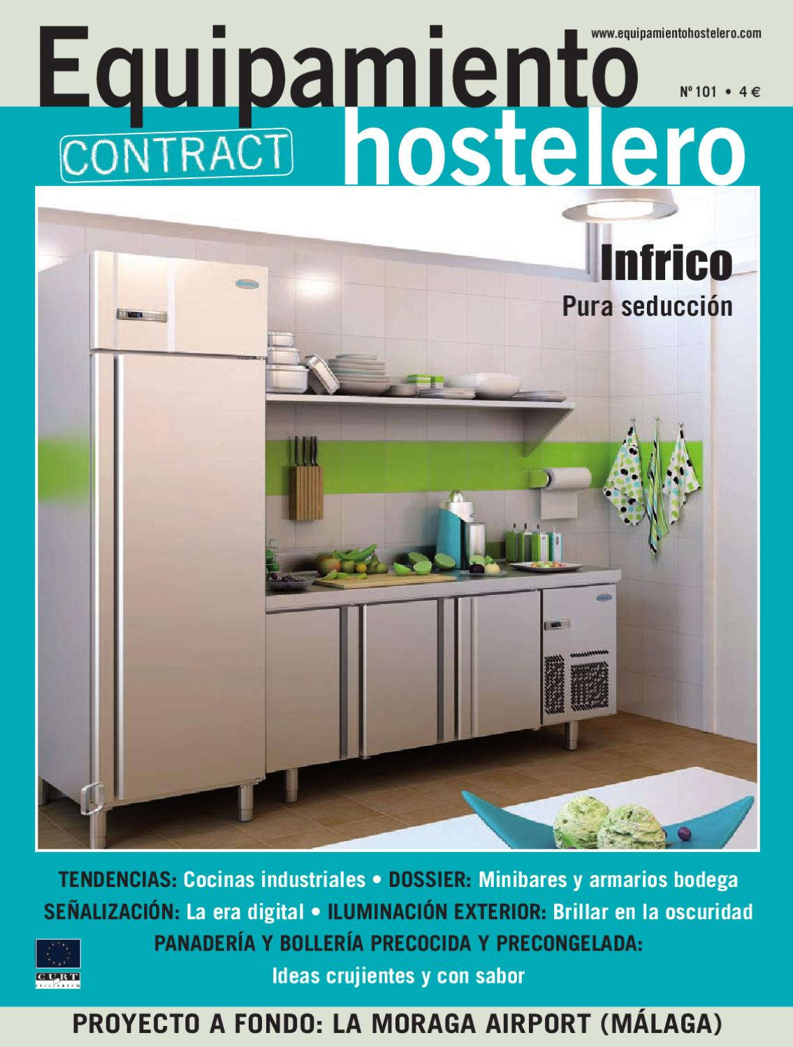 Equipamiento Hostelero 101 By Pablo Bernaola Issuu