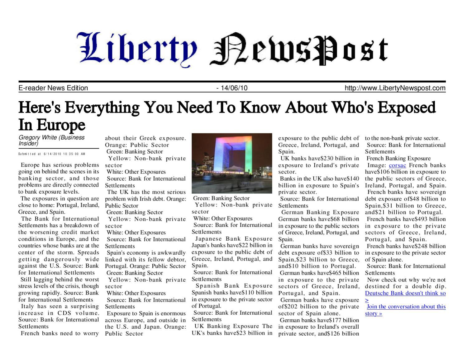 Liberty Newspost June-14-10 by Liberty Newspost - issuu