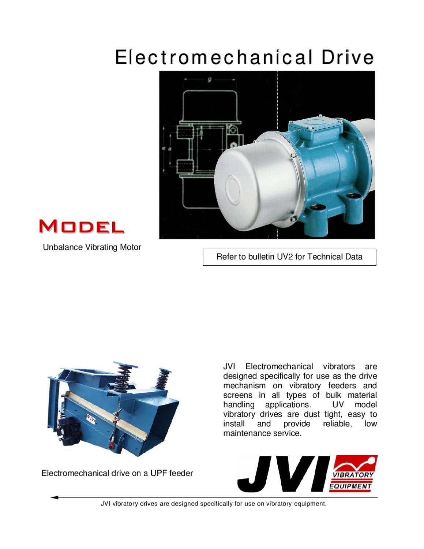 Jvi Drive Uv By Mc Schroeder Equipment Company - Issuu-8256