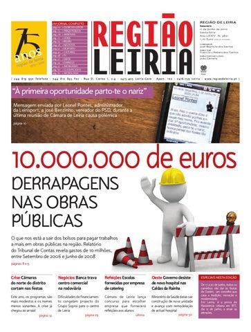 2b355b7e5e6 Região de Leiria de 11 de Junho de 2010 by Região de Leiria Jornal ...