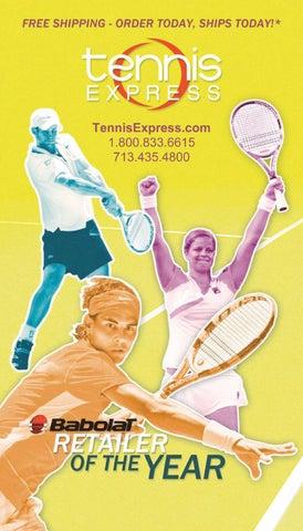 2010 Tennis Express Summer Catalog By Tennis Express Issuu
