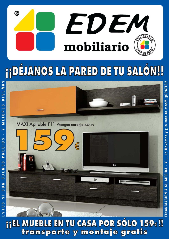 edem mobiliario by arturo mart n issuu