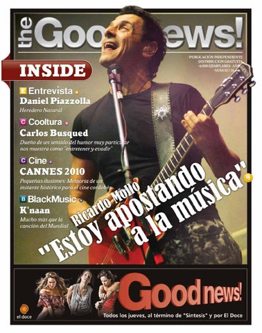 54dd501c7e4 The Good News No. 30 by Johnny B. Good - issuu