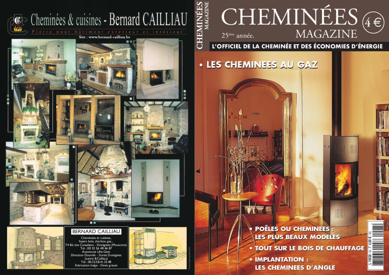 cheminee b cailliau