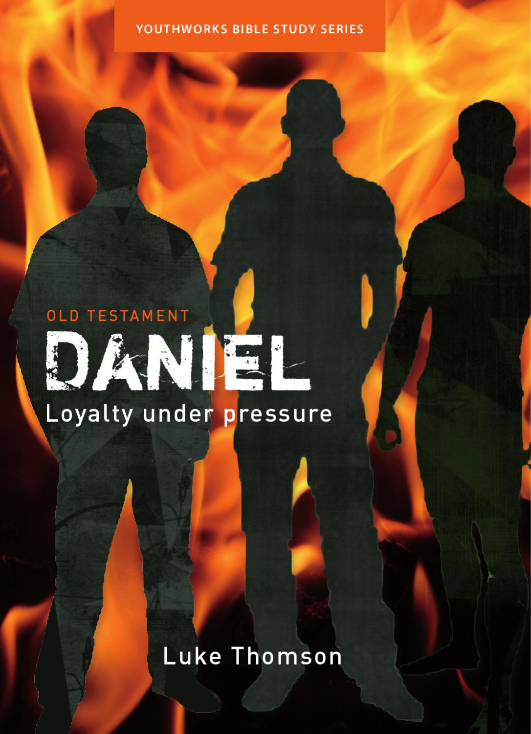 How to Teach the Story of Daniel to Teenagers | How To Adult