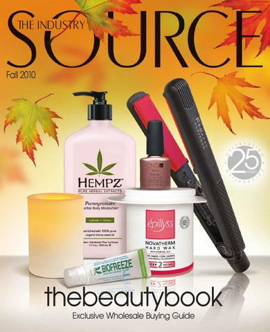 11e939c2ca The Industry Source Fall 2010 the beautybook by TNG Worldwide - issuu