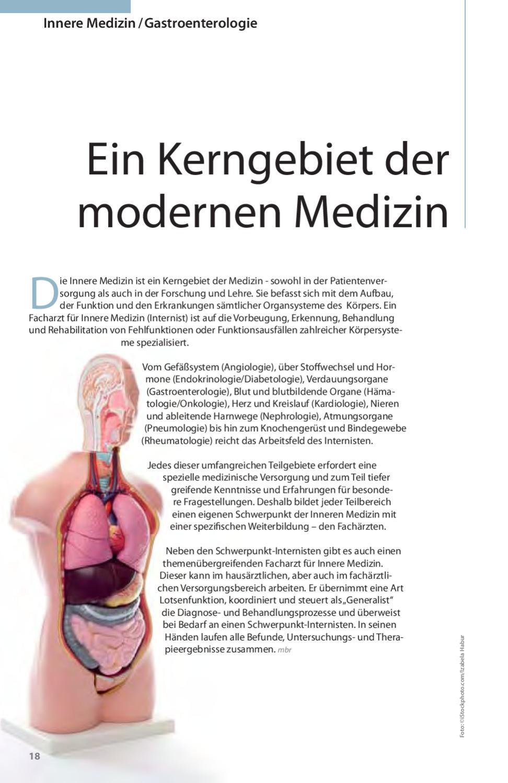 Ausgezeichnet Anatomie Und Physiologie Der Atmungsorgane ...