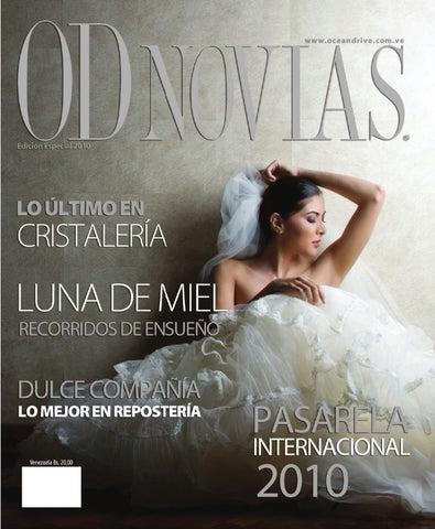 OD Novias 2010 by Grupo Editorial Shop In 98 C.A. - issuu 5c0688bf3e3