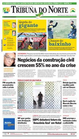 Tribuna do Norte - 19 06 2010 by Empresa Jornalística Tribuna do ... 434c7b8abcc2d