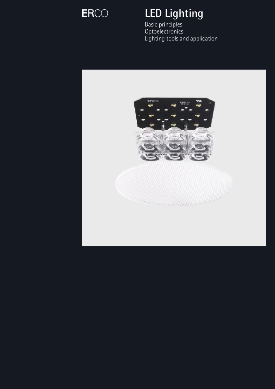 Erco Led Lighting By Lightonline Issuu