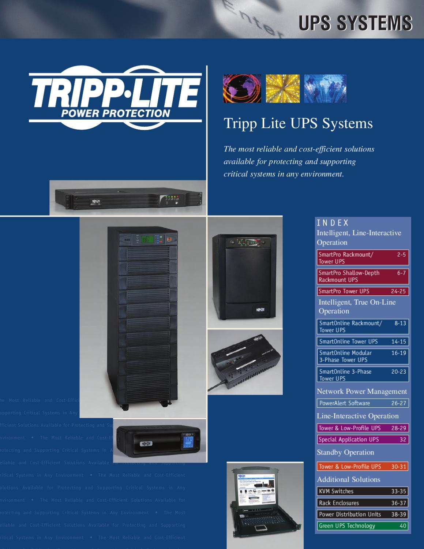 Tripp-Lite 20 AMP Twist and Lock Plug Combination