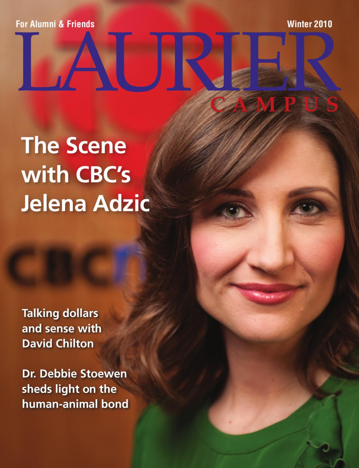Winter 2010 Campus Magazine By Wilfrid Laurier University