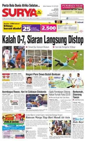 Surya Edisi Cetak 22 Juni 2010 by Harian SURYA - issuu ca3587c394