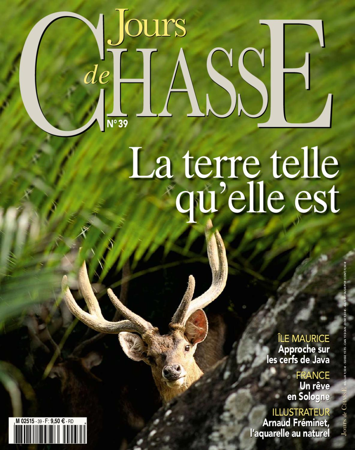By Pa De Chasse Issuu Fred Jours roQCdeWxB