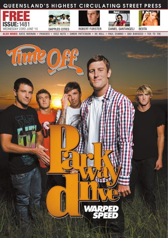 Time Off Issue 1481 By TheMusicau