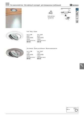 Paulmann ESL Cosylight 5W E14