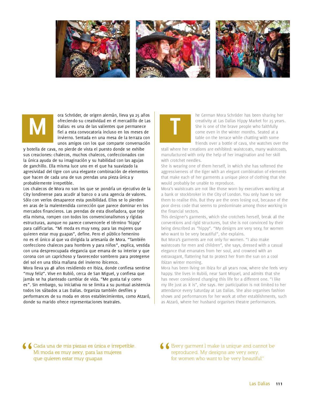 LAS DALIAS MAGAZINE part II ::: by Las Dalias Ibiza - issuu